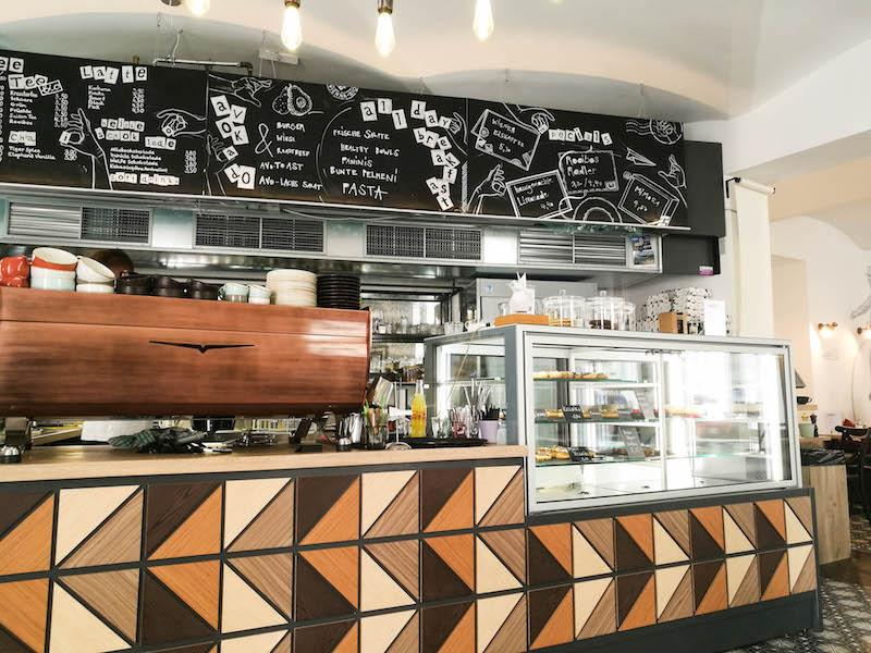 Perle in Uninähe: Café Telegraph