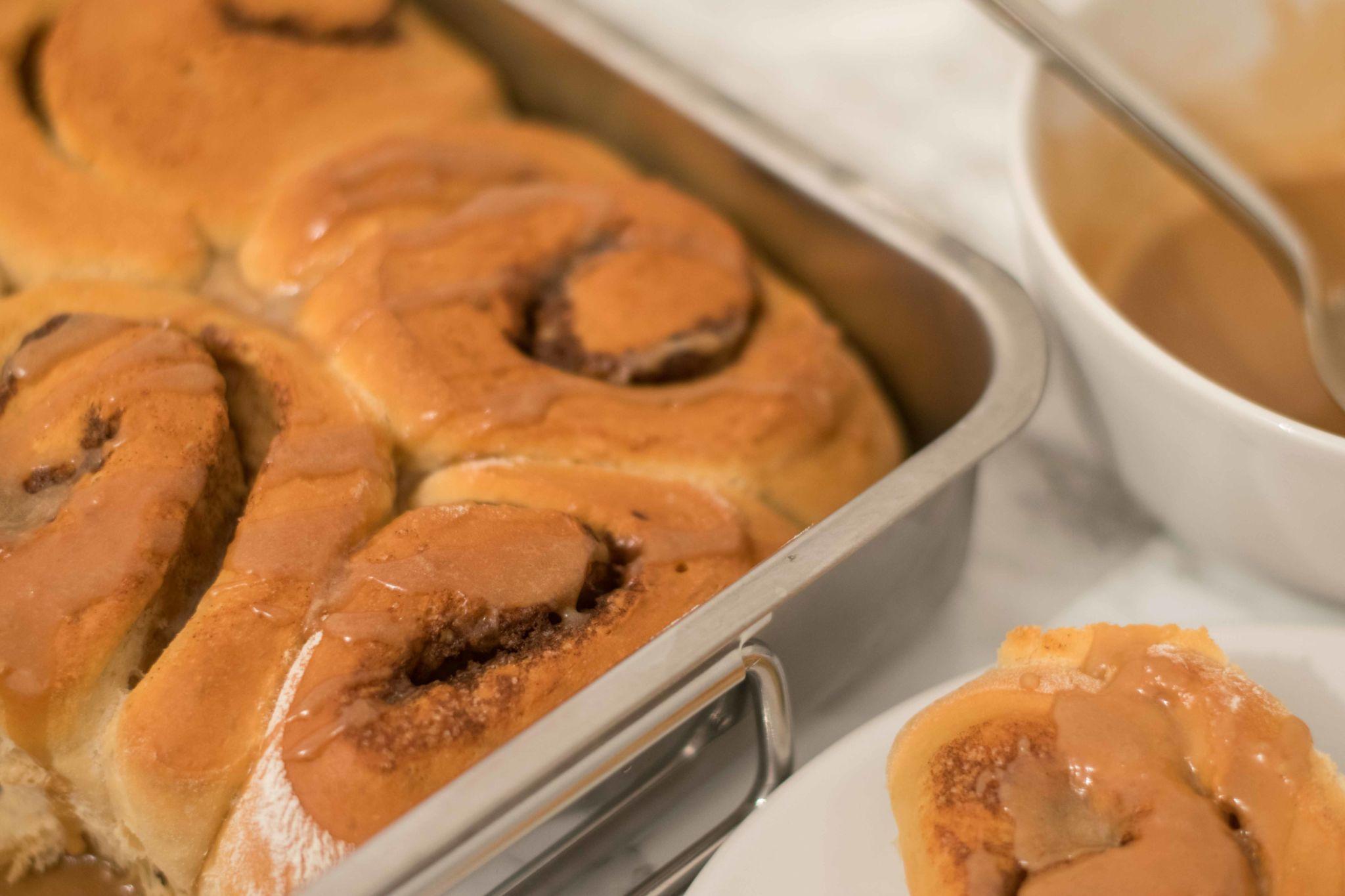 Chai Zimtschnecken Rezept – Soulfood zum Selbermachen