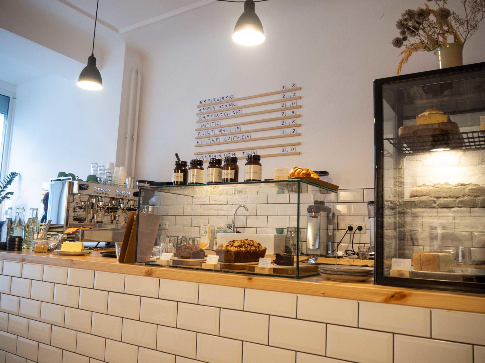 Neukölln kann auch anders – Café Wilke Berlin