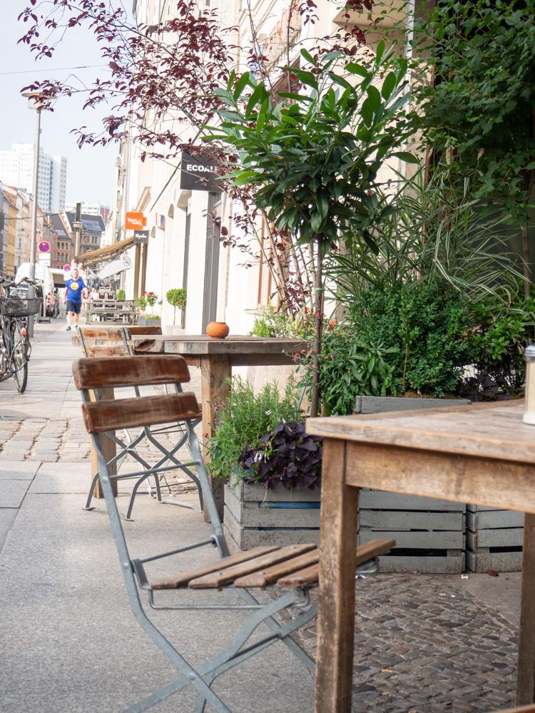 Zeit für Brot Berlin Atmosphäre